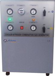 Zero Air - Nitrogen Combination Gas Generator