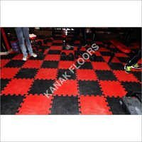Interlocking Rubber Tiles