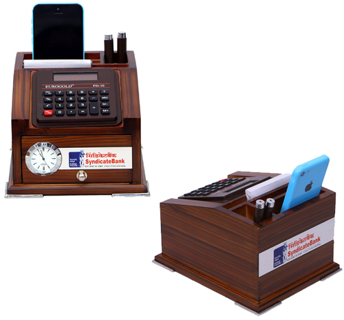 Wooden Desktop Utilities