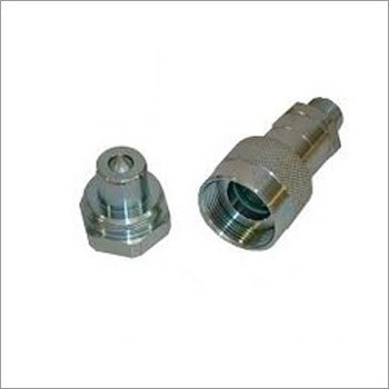 Hydraulic Quick Connect Coupler