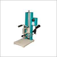 Bottle Lid Sealing Machine