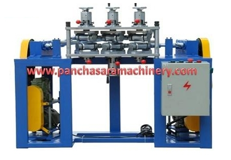 Pipe & Tube Straightening Machine India
