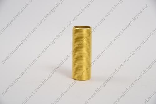 Brass Full Threaded Barrel Nipple