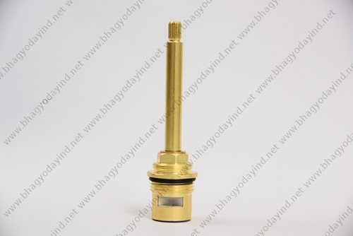 Brass Disc Fitting Part