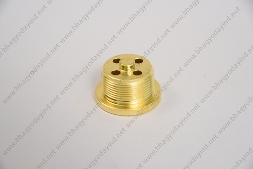Brass Geyser Part