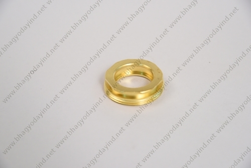 Brass Round Lock Nut