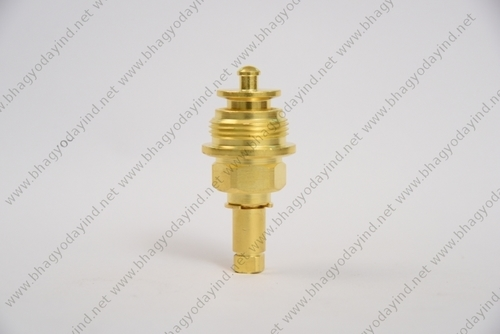 Brass Concealed Valve Spindle