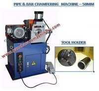 Pipe & Bar Chamfering Machine