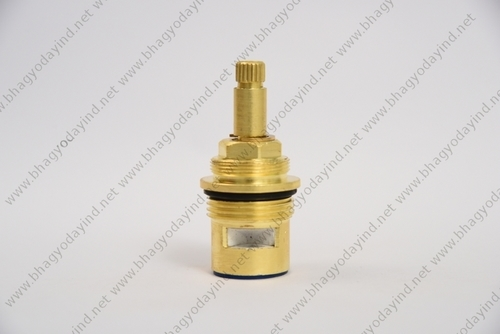 Brass Ceramic Disc Tap Cartridge