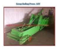Scrap Baling Press 50T
