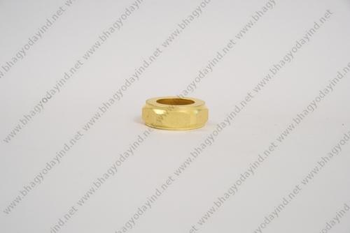 Brass Sanitary Nut