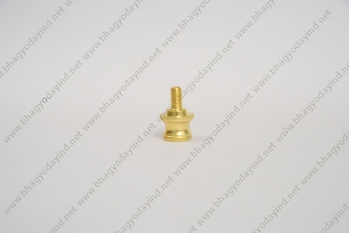 Brass Screw Knob