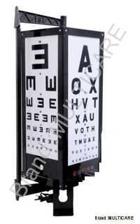 Eye Testing Drum Electric Distance Vision