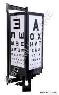Eye Testing Drum Electric Distance Vision