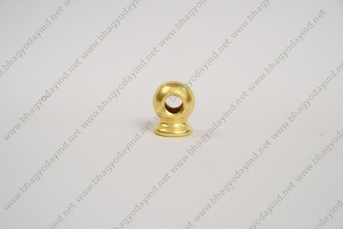 Brass Inner Tooth Nut Connecter Adapter Ball Cup