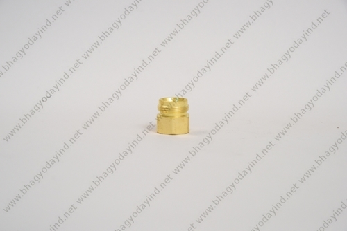 Brass Decorative Male Hex Nut