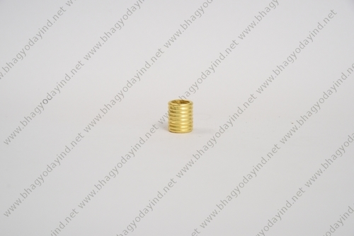 Brass Threaded Sleeve