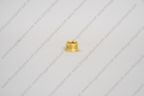 Brass Allen Key Flange Nut