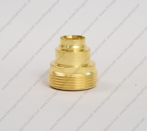 Brass Connector Parts