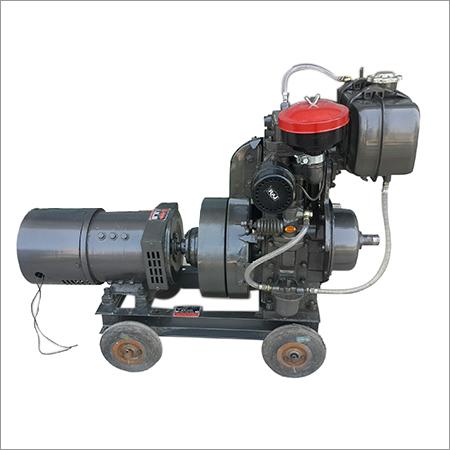 High Power Diesel Generator