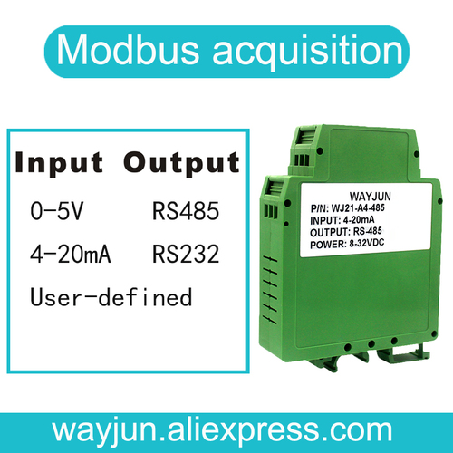 Analog Input Output Modules