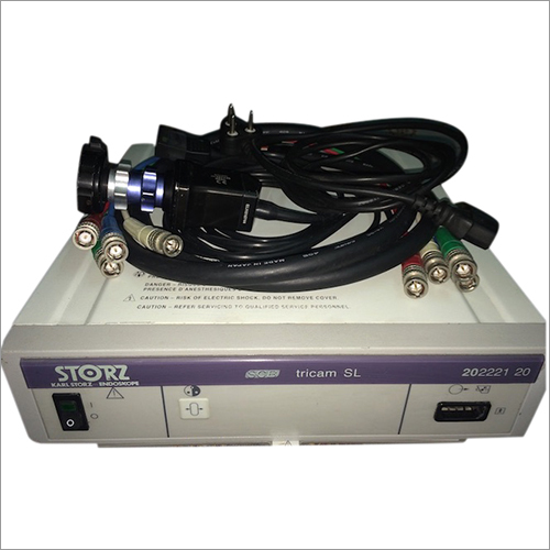 3 Chip Endoscopy Camera
