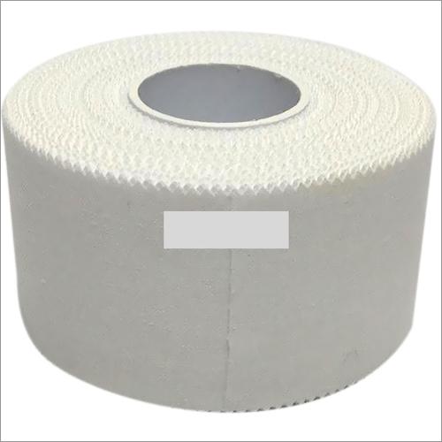 Trainer White Cotton Tape