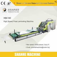 High Speed Flute Lamintor