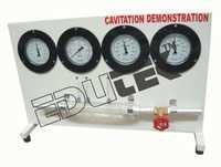 Cavitation Demonstration