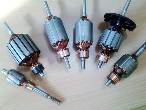 Motor Armatures