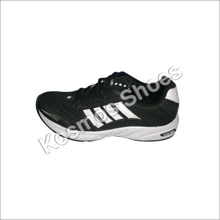 White & Black Shoes