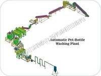 Automatic Pet Bottle Washing Plant