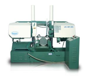 Semi Automatic Double Column Bandsaw Machine