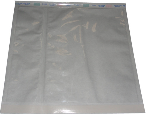 Medical Grade Self Seal Pouches with Partition