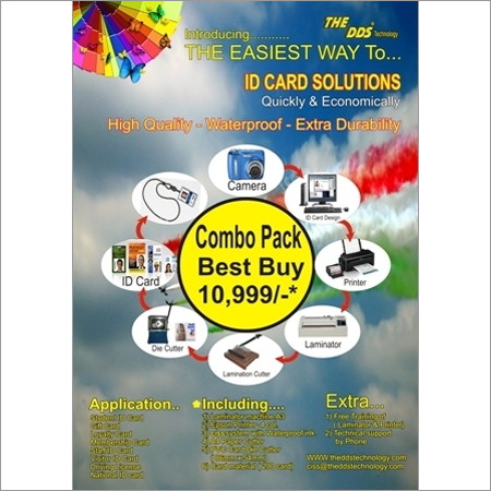 Photo ID Card Printer & Accessories