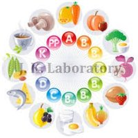 Vitamins Analysis Testing Services