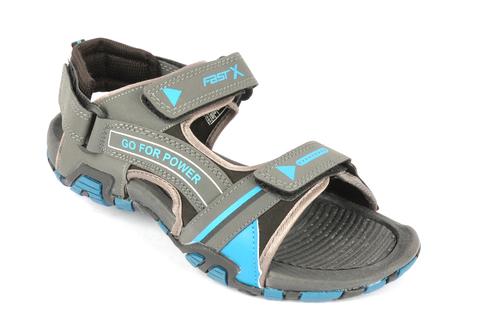 Flat mens sports sandal