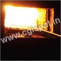 Melting Steel Structures