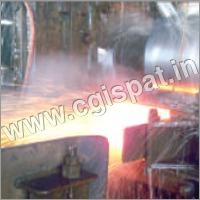 Molten Steel Structures