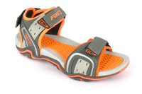 Floaters sandal FS101 D.Grey Orange