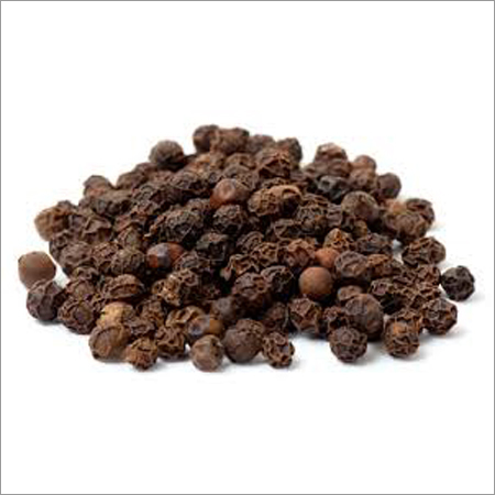 Whole Black Peppercorns