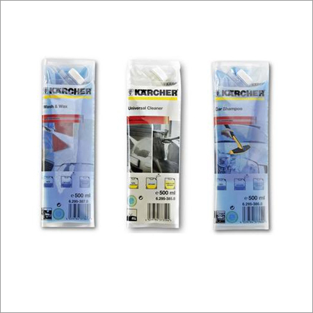 Shampoo Packaging Pouches