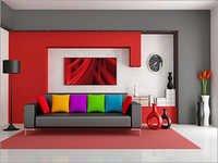 Modular Interior Home Decor