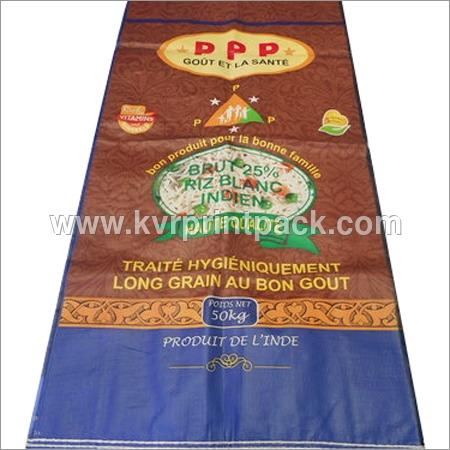 Industrial BOPP Bags