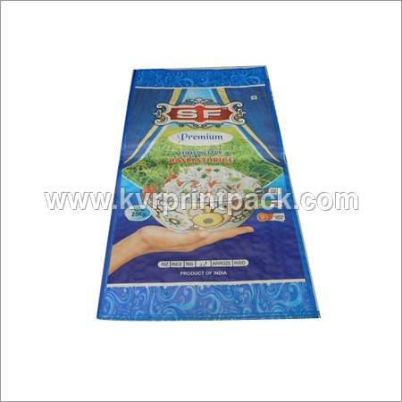 Printed BOPP Laminated Bag
