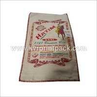 Jute fabric bags