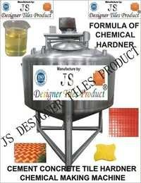 Cement Concrete Tile Chemical Hardener