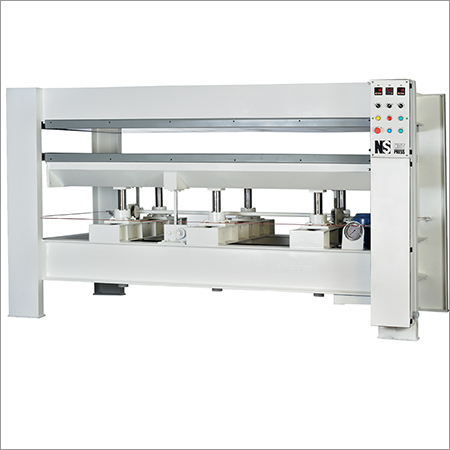 Hot Press Woodworking Machine