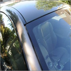 Windshield Glass Rubber Profile