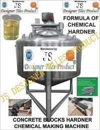 Concrete Blocks Hardener Chemical Making Machine
